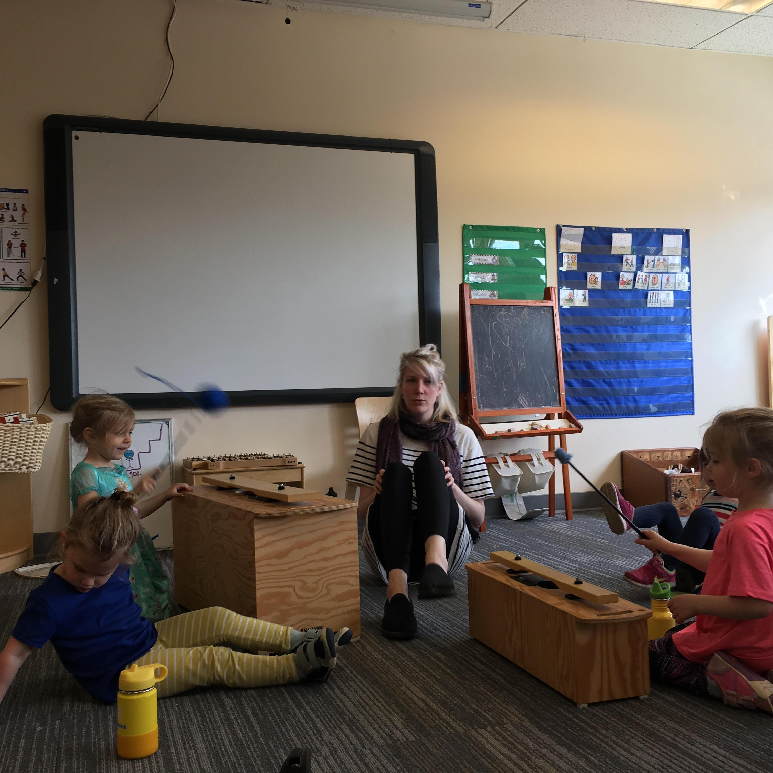 Storytelling in the Preschool Music Classroom